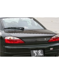 ChargeSpeed Trunk Carbon (Japanese CFRP) Nissan Silvia S15 99-05