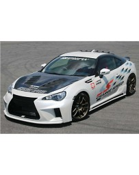 ChargeSpeed Type-2 Front Bumper (Japanese FRP) Subaru BR-Z ZC-6/ Scion FR-S FT-86/ Toyota 86 ZN-6 13-18