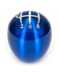 Raceseng Slammer - Big Bore - Blue Translucent - Gate 1 Engraving - Hyundai Veloster Adapter