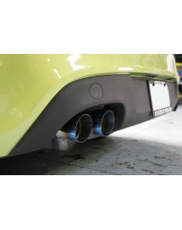 Agency Power Catback Exhaust Hyundai Genesis 3.8L V6 10-12