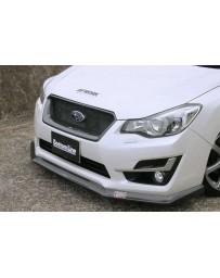 ChargeSpeed FRP Front Grill (FRP) Subaru Impreza GJ 4 Doors Sedan GP 4/5 Doors 12-15