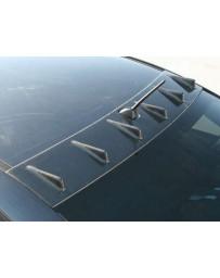 ChargeSpeed GJ Roof Fin FRP (Japanese FRP) Subaru Impreza Sedan GJ 12-15
