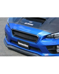 ChargeSpeed Carbon Front Grill (Japanese CFRP) Subaru WRX STi 15-19