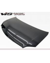VIS Racing Carbon Fiber Hood OEM Style for Scion TC 2DR 11-13