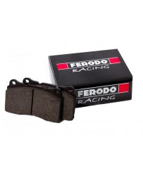 370z Ferodo DS2500 Brake Pads - Rear, Sport Akebono