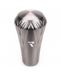 Raceseng Regalia Shift Knob 7/16in.-20 Adapter - Charcoal Translucent