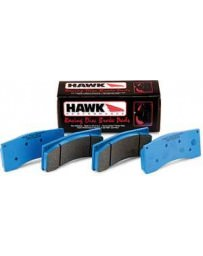 370z Hawk Blue 9012 Rear Pads - Akebono Sport