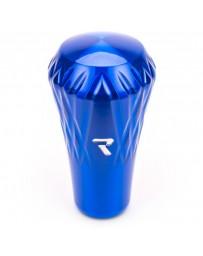 Raceseng Regalia Shift Knob Porsche 911 991 / Cayman 981-718 Adapter - Blue Translucent