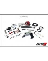 AMS Performance 2009+ Nissan GT-R R35 Omega Fuel System - Dual Pumps