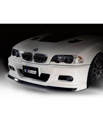 Varis Front Bumper BMW E46 M3 Street Coupe 01-06