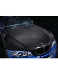 Varis Carbon Fiber Light Weight Bonnet BMW E30 M3 85-92