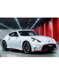 370z Nismo 2015+ Conversion Kit - Nissan OEM Complete Front Fascia Body Kit with Optional Side & Rear Add-Ons