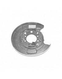 R32 Nissan OEM V-Spec Rear Brake Backing Plate, Right