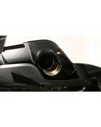 Varis FRP GT Street Euro Wing Bracket for Evo X Mitsubishi EVO X CZ4A 08-15