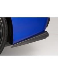 Varis Carbon Side Splitter Fin Subaru WRX VAB 15-16