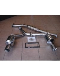 Toyota GT86 Top Speed Dual Catback Exhaust System
