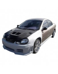 VIS Racing Carbon Fiber Hood OEM Style for Dodge Neon 2DR & 4DR 95-99