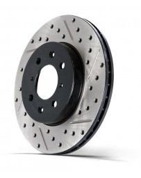 Toyota GT86 Stoptech SportStop Front + Reat Pair Rotors