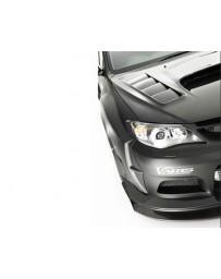 Varis Left Hitting Protector Subaru WRX GRB 08-16