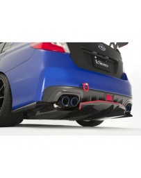 Varis Rear Carbon Diffuser Subaru WRX VAB 15-16