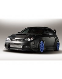 Varis Carbon Wide Body Full Kit B Subaru STi GRB 08-16