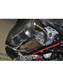 Toyota GT86 Tanabe Medalion Touring Cat Back Exhaust System