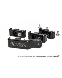 AMS Performance 2009+ Nissan GT-R R35 (CBA/DBA) Alpha Fuel Line Clamp System