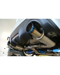 Toyota GT86 HKS Hi-Power Spec-L Cat Back Exhaust kit