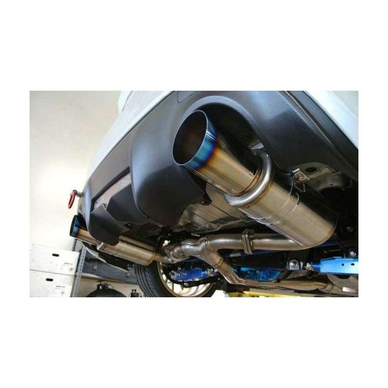 Toyota Gt86 Hks Hi Power Spec L Cat Back Exhaust Kit Torqen