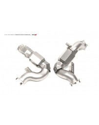 AMS Performance Porsche Macan 3.0L/3.6L Alpha Catted Downpipe Set (Twin Turbo V6 only)