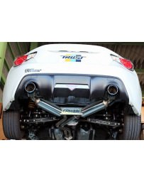 Toyota GT86 GReddy Comfort Sport GTS Cat-Back Exhaust System
