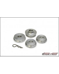 AMS Performance 03-07 Misubishi EVO VIII/IX 6 Speed Shifter Bushings (2 Piece Under Hood)