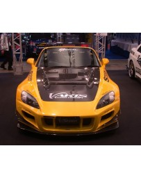 Varis Aero Carbon Bonnet Honda S2000 AP1 00-09