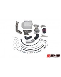 AMS Performance 08-15 Mitsubishi EVO X 900XP Turbo Kit with Vented Wastegate Provision