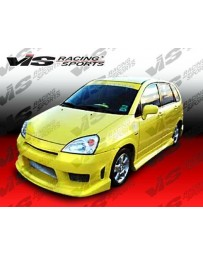 VIS Racing 2003-2006 Suzuki Aerio Sx 4Dr Striker Full Kit