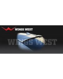 VIS Racing 2005-2010 Chrysler 300/300C Vip Rear Roof Spoiler Urethane