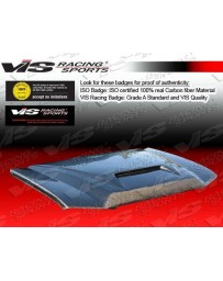 VIS Racing 1998-2002 Lincoln Navigator Fiber Glass Outlaw Type 2 Hood