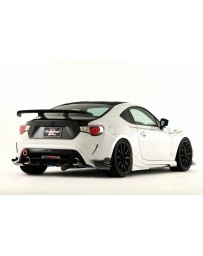 Varis Carbon Lighweight Trunk Toyota GT-86 ZN6 13-15