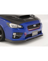 Varis Carbon Front Spoiler Subaru STi VAB 15-16