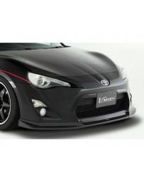 Varis Carbon Front Spoiler Toyota GT-86 ZN6 13-15