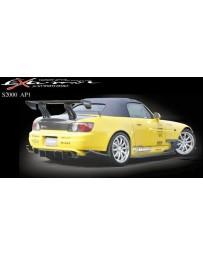Varis Rear FRP Bumper Honda S2000 AP1 00-09