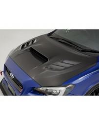Varis FRP Cooling Hood Subaru WRX VAB 15-20