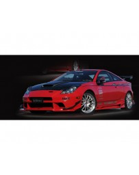 Varis Arising 3 Carbon Canards Toyota Celica ZZT23 00-05