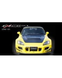 Varis Carbon Hyper Canard Set Honda S2000 AP1 00-09