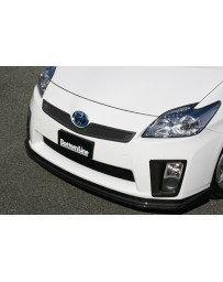 ChargeSpeed Bottom Line Front Lip Carbon (Japanese CFRP) Toyota Prius 10-11