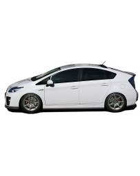 ChargeSpeed Bottom Line Full Lip Kit FRP (Japanese FRP) CS820FL, CS820SS, CS820RC Toyota Prius 10-11