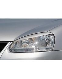 Spazio Nova FRP Eye Lines (Japanese FRP) Pair Volkswagen Golf V 05-09