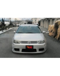 Spazio Nova Eye Lines (Japanese FRP) Pair Volkswagen Golf IV 99-04