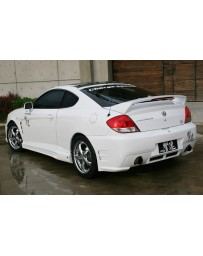 ChargeSpeed Full Kit (Japanese FRP) CS997FB, CS997SS, CS997RB Hyundai Tiburon GK Coupe 03-06