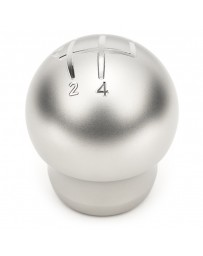 Raceseng Contour Shift Knob (Gate 5 Engraving) M12x1.5mm Adapter - Beaded